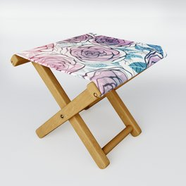 Ode to Summer Folding Stool