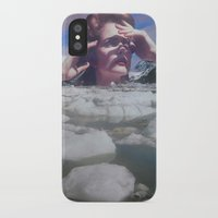 lotus iPhone & iPod Cases featuring Lotus by Djuno Tomsni