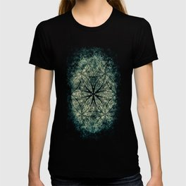 Sacred Geometry for your daily life -  ESOTERIC FLOWER OF LIFE T-shirt