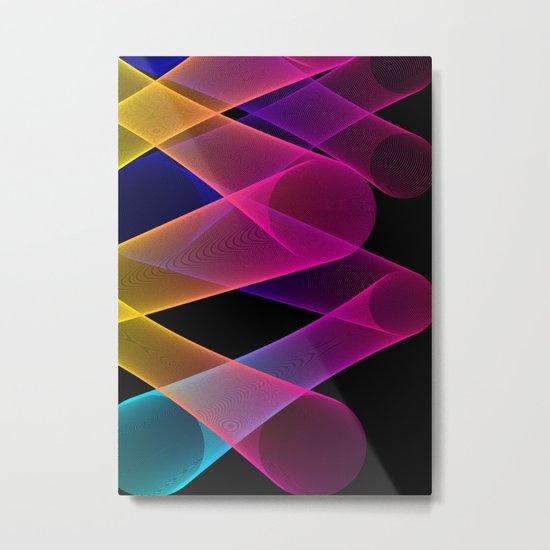Paradox Metal Print