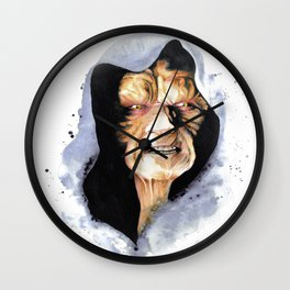 Emperor Palpatine Wall Clock