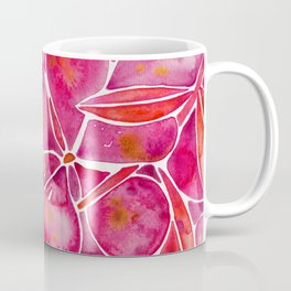 Orchid Wall – Magenta Palette Coffee Mug