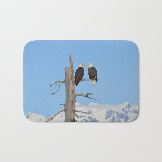 Perched With A View Duo Bath Mat