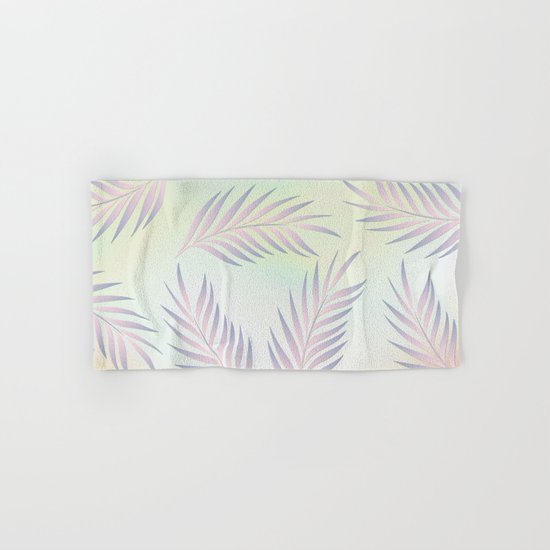 Palm Leaves 2 Hand & Bath Towel