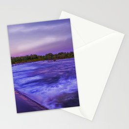 Early Morning at Ivanhoe crossing Stationery Cards