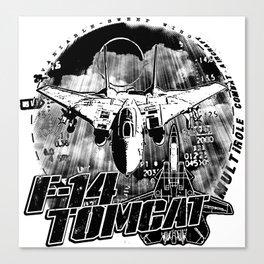 F-14 Tomcat Canvas Print