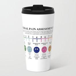 Universal Pain Assessment Chart Travel Mug