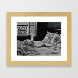 Empty Dreams Framed Art Print