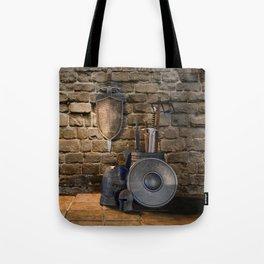 Medieval Weaponry Tote Bag