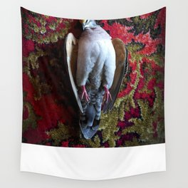 Pigeon rejected Wall Tapestry