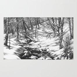 Winter Wonderland Rug