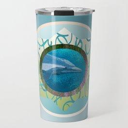 Sweet Dolphin Blues Travel Mug