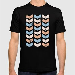 stamb chevron 2 T-shirt