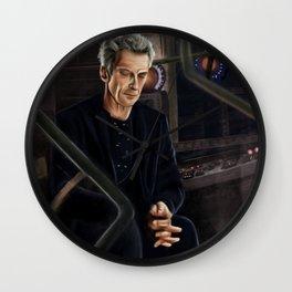 Time Lord Wall Clock