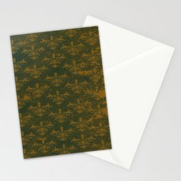 Victorian Wallpaper Stationery Cards
