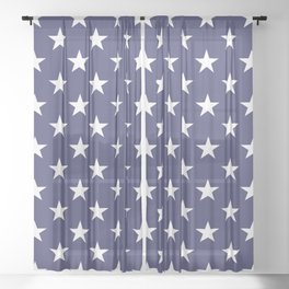 Stars Sheer Curtain