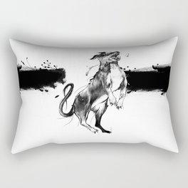 Mortecina Gozque Rectangular Pillow