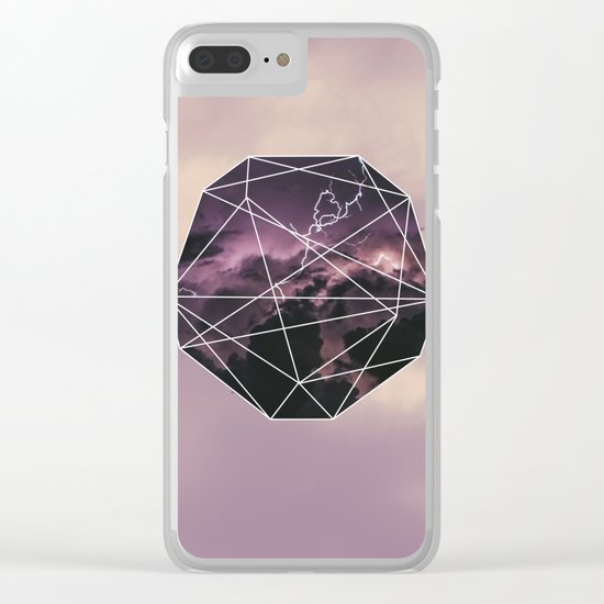 STORMGATE Clear iPhone Case