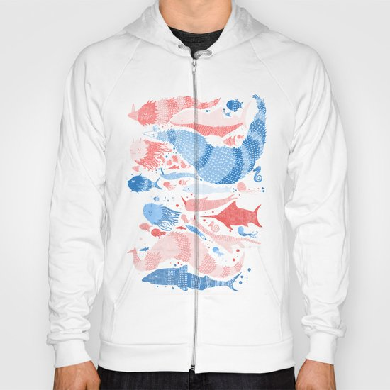 Under the sea Hoody