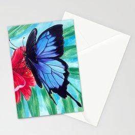 Ulysses Butterfly Stationery Cards