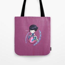 Chibi_corea Tote Bag