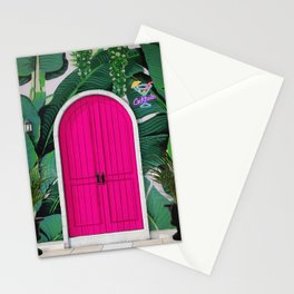 This Way to Happy Hour Stationery Cards