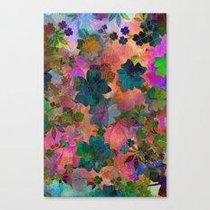 Fragrant Summer Field Canvas Print