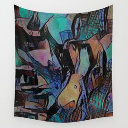 Used Wall Tapestry