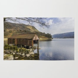 The Old Boathouse Rug