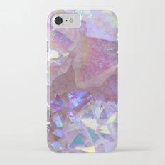 Pink Aura Crystals Slim Case iPhone 7