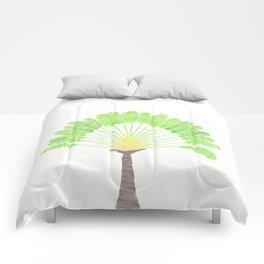 Traveller's palm Comforters