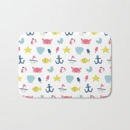 Ahoy Matey Bath Mat
