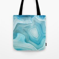 minerals Tote Bags featuring THE BEAUTY OF MINERALS 3 by Catspaws
