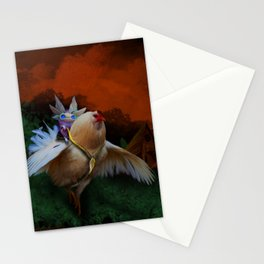 Moth goblin  Stationery Cards