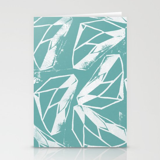 Geometric Pattern 2 Stationery Cards