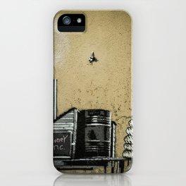 Working bee iPhone Case