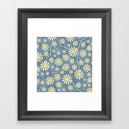 Classical Spring 1 Framed Art Print