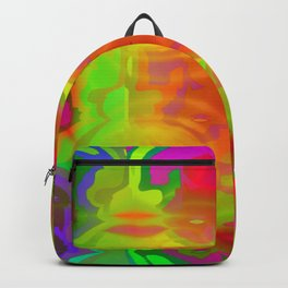 Colorful fitting ... Backpack