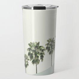 Palm Trees 4 Travel Mug