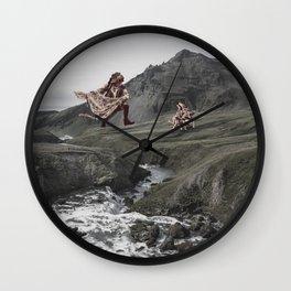 Manhunter Wall Clock