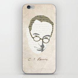 C.S. Lewis iPhone Skin
