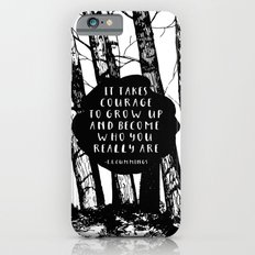 Courage (Designed for The YA Chronicles) iPhone 6 Slim Case