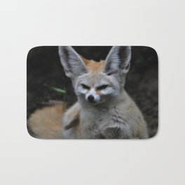 Mischievious Little Vixen Bath Mat