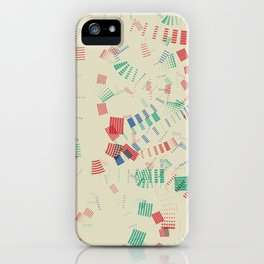 Staccato iPhone Case