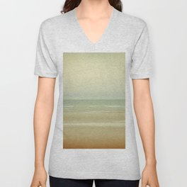 Beach North Sea Unisex V-Neck