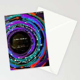 The cycle  Stationery Cards