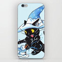Winter Witchery iPhone Skin