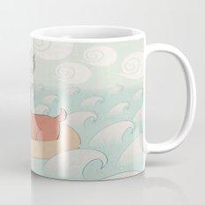 Deer Across the Sea Mug