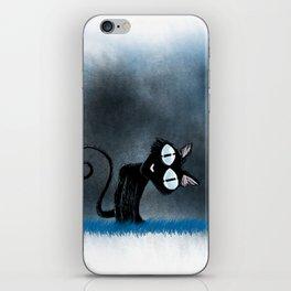 Coraline Wuss Puss iPhone Skin