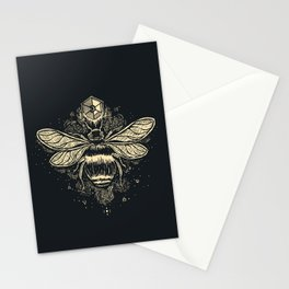 The Birth of Bees Stationery Cards